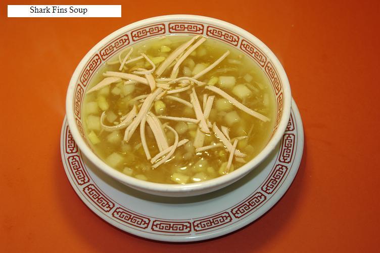 Món Chay:Soup vi cá