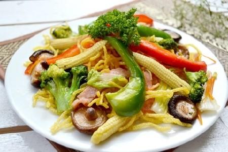 Các món chay ngon bổ dưỡng, dễ làm để đãi tiệc