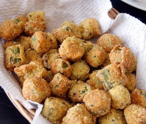 Món chay ngon dễ nấu từ đậu bắp