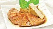 Món chay: Mít non xào đậu hủ