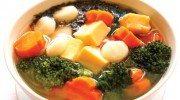 Cách làm món chay ngon từ củ mã thầy rong biển