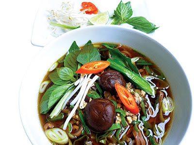 Ăn chay ngon với các món chế biến từ gạo lứt