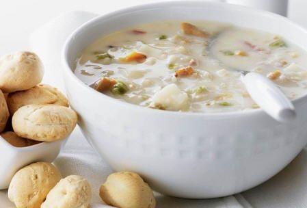 Cách nấu món chay cháo nấm bỗ dưỡng