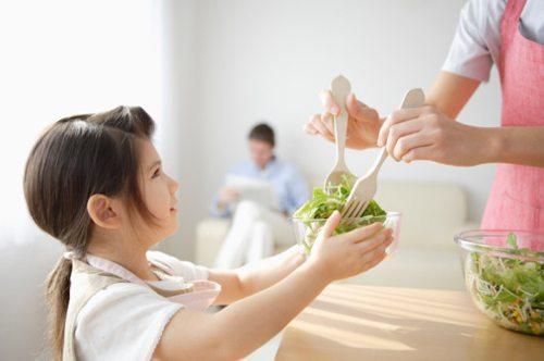 Trẻ em có thể ăn chay hay không?